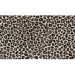 Fußmatte Schmutzfangmatte Safari beige 67x120 cm