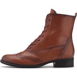 Gabor Schnür-Boots mittelbraun Damen