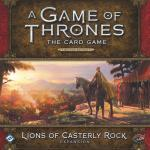 Game of Thrones 2 LCG - Lions of Casterly Rock (Expansion) (engl.)