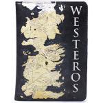 Game of Thrones Passinhaber - Westeros Karte