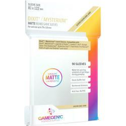 Gamegenic Matte Dixit Sleeves Kartenschutzhüllen 81x122mm (90 Stück)