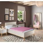 Hellbraune Kinder & Jugendzimmer aus Massivholz Breite 100-150cm, Höhe 50-100cm, Tiefe 200-250cm
