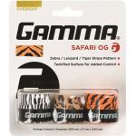 Gamma Safari Zebra, Leopard, Tiger 3er Pack - Weiß, Schwarz