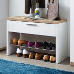 Garderobenbank Texture