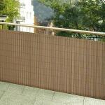 Gardol Comfort Sichtschutz (Kastanienbraun, 300 x 90 cm)