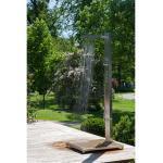 Garten Dusche ELBA von Ideal Eichenwald