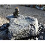 Gartenbrunnen Komplett-Set Froschkönig Otto