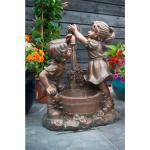 Gartenbrunnen-Set Memphis
