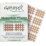 GATAPEX Gitter-Akupunktur-Pfl.abgerundet 2,1x2,7cm 160 St