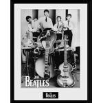 GB Eye Ltd Foto The Beatles/Instrumente, gerahmt, 1-teilig, ca. 40x30cm