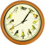 Genius Ideas Vogelgesang Uhr
