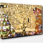 Bunte Gustav Klimt Dekoration