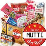 Geschenkbox Beste Mutti der Welt / Geschenkidee für Mutti / DDR Geschenkset
