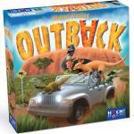 Gesellschaftsspiel Outback von HUCH