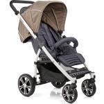 Gesslein Kinder-Buggy »S4 Air+ White/Black, Cappuchino/Jeans«, mit schwenkbaren Vorderrädern; Kinderwagen, Buggy, Sportwagen, Sportbuggy, Kinderbuggy