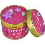 Get Fresh Cosmetics LTD Sparkle Girl Tin Candle