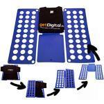 getDigital Wäschefalter, Plastik, Blau, 1-Pack