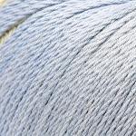 ggh Calypso / 100% Baumwolle / 50g Wolle zum Stricken oder Häkeln mit langem Farbverlauf/Farbe 013 - Himmelblau-Moosgrün