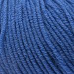 ggh Maxima / 100% Merinowolle extrafein und Superwash/Lauflänge 110m auf 50g / Nadelstärke 4-5 / Wolle zum Stricken oder Häkeln/Farbe 066 - Saphirblau
