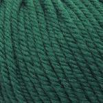 ggh Sportlife   100% Schurwolle (Superwash)   Wolle zum Stricken und Häkeln geeignet   Farbe 025 - Flaschengrün