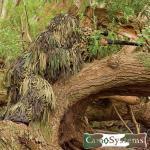 Ghillie Jackal woodland, Größe II/XL-XXL