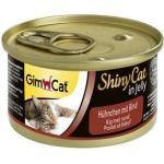 GimCat Dose ShinyCat Hühnchen mit Rind 24 x 70g