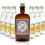 Gin & Tonic Set LXVII (Monkey 47 + Fever Tree Indian Tonic)