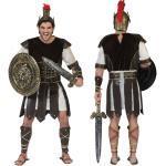 Gladiator Glazius Herrenkostüm - braun