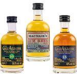 GlenAllachie Whisky Tasting Set (3x50ml)