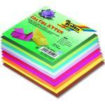 Glorex Faltblätter 70g farb.sortiert 10 x 10 cm, 100 Blatt (GLO663109068)