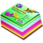 Glorex Faltblätter 70g farb.sortiert 20 x 20 cm, 100 Blatt (GLO663109070)