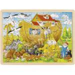goki Steckpuzzle »Einlegepuzzle Einzug in die Arche Noah«, Puzzleteile