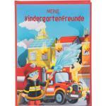 Goldbuch Album »Freundebuch Feuerwehrfreunde 15x21 cm Kindergarten«