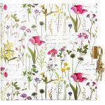 Goldbuch Tagebuch net Wildflowers Tagebuch