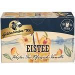 Goldmännchen-TEE Bio EISTEE Weißer Tee Pfirsich-Vanille 30 g