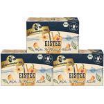 Goldmännchen-TEE EISTEE Weißer Tee Pfirsich-Vanille, 3er Pack