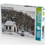 Gonnesweiler - Nepomukkapelle Foto-Puzzle Bild von Thomas Bartruff Puzzle