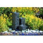Granit-Säulenbrunnen Modena