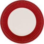 Greengate Alice Teller klein red 17,5 cm (rot)