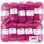 Gründl Lisa Premium Wolle, Polyacryl, fuchsia, 32 x 27 x 6 cm