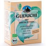 Guduchi Tee mit Zimtblättern (lose), bio - 100 g - Guduchi Tee