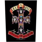 Guns'n'Roses Rückenaufnäher - Appetite For Destruction - Guns'n'Roses Backpatch