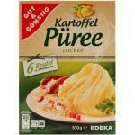 Gut und Günstig Kartoffel-Püree locker, 8er Pack (8 x 510g)