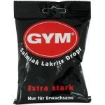 GYM Salmiak Lakritz Drops zuckerhaltig 100 g