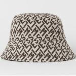 Beige H&M Damenhüte für den Winter