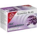 H&S Lavendelblüten Filterbeutel 20 g