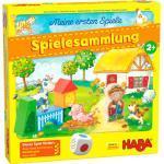 HABA Meine ersten Spiele – Spielesammlung, bunt