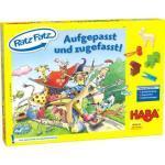 Haba Spiel Ratz Fatz - Aufgepasst und zugefasst 4566