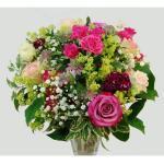 """Hagebau, Blumenstrauß Saisonale Blumen """"Muttertag"""", Ø 34-36 cm"""