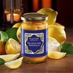 Hagen Grote Marokkanische Salzzitronen geviertelt, 340 g Glas, unbehandelt in Salz eingelegt, ohne Bitterstoffe, frischer Geschmack für exotische Gerichte